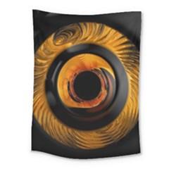 Fractal Mathematics Abstract Medium Tapestry