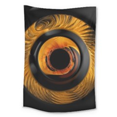 Fractal Mathematics Abstract Large Tapestry
