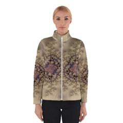 Fractal Art Colorful Pattern Winterwear