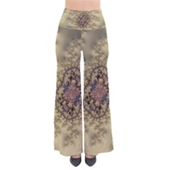 Fractal Art Colorful Pattern Pants