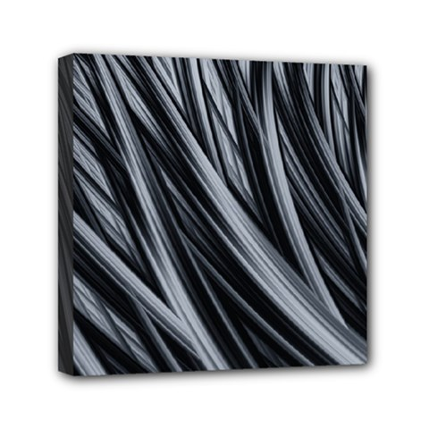 Fractal Mathematics Abstract Mini Canvas 6  X 6