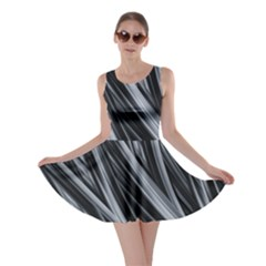 Fractal Mathematics Abstract Skater Dress