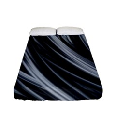 Fractal Mathematics Abstract Fitted Sheet (full/ Double Size)
