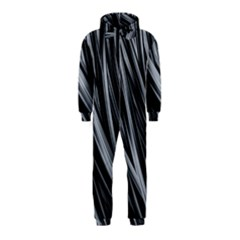 Fractal Mathematics Abstract Hooded Jumpsuit (kids)
