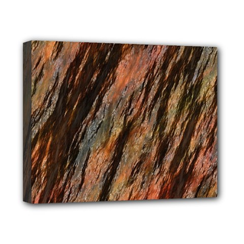 Texture Stone Rock Earth Canvas 10  X 8