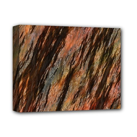 Texture Stone Rock Earth Deluxe Canvas 14  X 11