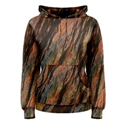 Texture Stone Rock Earth Women s Pullover Hoodie