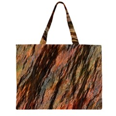 Texture Stone Rock Earth Large Tote Bag