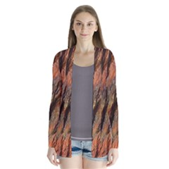Texture Stone Rock Earth Cardigans