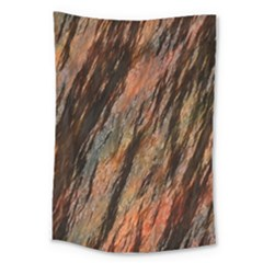Texture Stone Rock Earth Large Tapestry