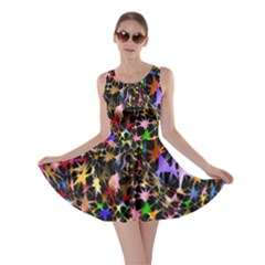 Network Integration Intertwined Skater Dress