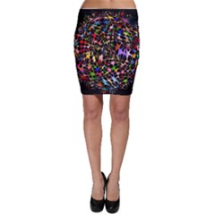 Network Integration Intertwined Bodycon Skirt