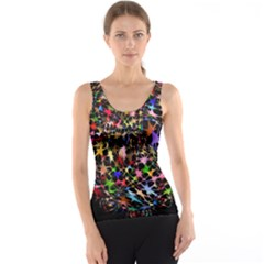 Network Integration Intertwined Tank Top