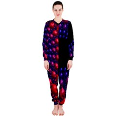 Fractal Mathematics Abstract Onepiece Jumpsuit (ladies)