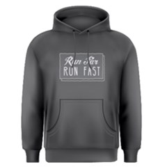 Run Far Run Fast   Men s Pullover Hoodie