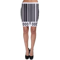 Code Data Digital Register Bodycon Skirt
