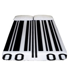 Code Data Digital Register Fitted Sheet (king Size)