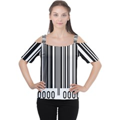 Code Data Digital Register Women s Cutout Shoulder Tee