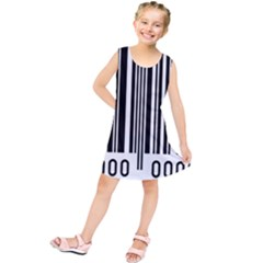 Code Data Digital Register Kids  Tunic Dress