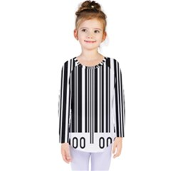 Code Data Digital Register Kids  Long Sleeve Tee