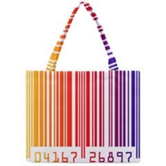 Code Data Digital Register Mini Tote Bag