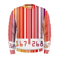Code Data Digital Register Men s Sweatshirt