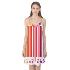 Code Data Digital Register Camis Nightgown