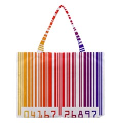 Code Data Digital Register Medium Tote Bag