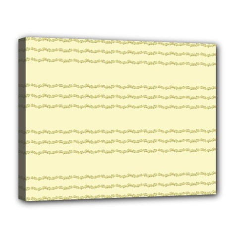 Background Pattern Lines Canvas 14  X 11
