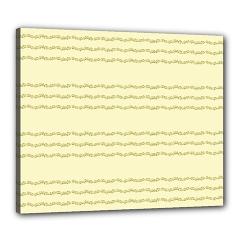 Background Pattern Lines Canvas 24  X 20