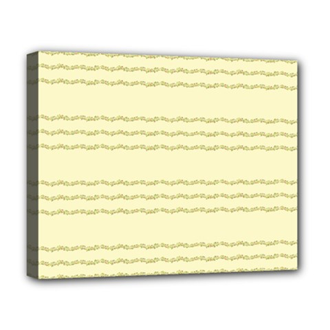 Background Pattern Lines Deluxe Canvas 20  x 16