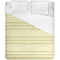 Background Pattern Lines Duvet Cover (california King Size)
