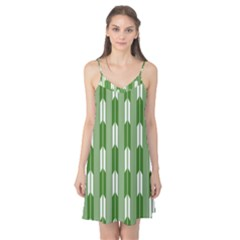 Arrows Green Camis Nightgown