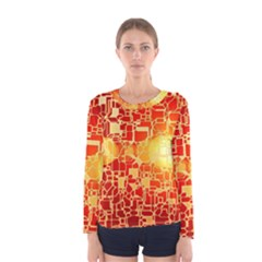 Board Conductors Circuit Women s Long Sleeve Tee