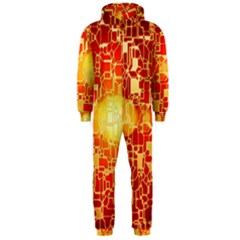 Board Conductors Circuit Hooded Jumpsuit (men)
