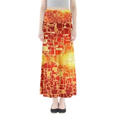 Board Conductors Circuit Maxi Skirts