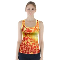 Board Conductors Circuit Racer Back Sports Top
