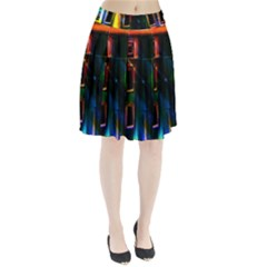 Architecture City Homes Window Pleated Skirt