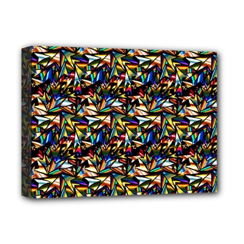 Abstract Pattern Design Artwork Deluxe Canvas 16  x 12