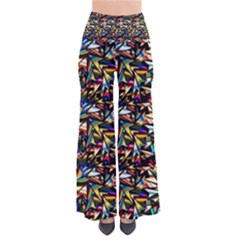 Abstract Pattern Design Artwork Pants