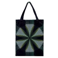 Lines Abstract Background Classic Tote Bag