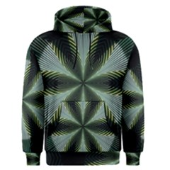 Lines Abstract Background Men s Pullover Hoodie