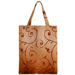 Texture Material Textile Gold Classic Tote Bag