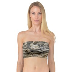 Rock Texture Background Stone Bandeau Top