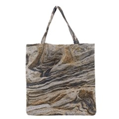 Rock Texture Background Stone Grocery Tote Bag