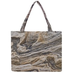 Rock Texture Background Stone Mini Tote Bag