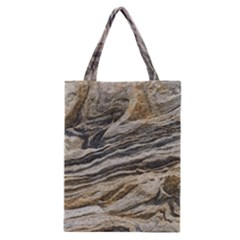 Rock Texture Background Stone Classic Tote Bag