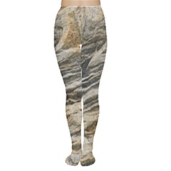 Rock Texture Background Stone Women s Tights