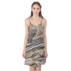 Rock Texture Background Stone Camis Nightgown
