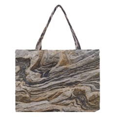 Rock Texture Background Stone Medium Tote Bag